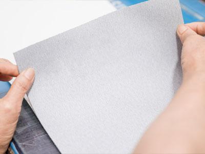 Horizon-foot-file-manufacturing-process-emery-pasting